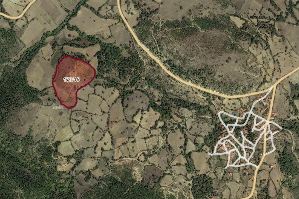 BALIKESİR SAVAŞTEPE MADENMEZARINDA 32.468 M2 TARLA