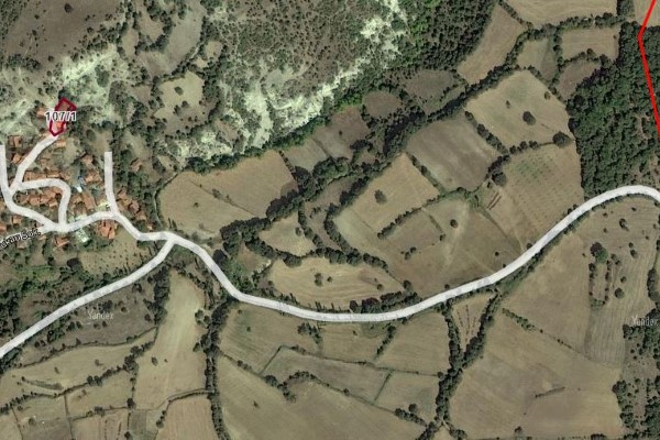 BALIKESİR SAVAŞTEPE SITMAPINARDA 512 M2 TARLA