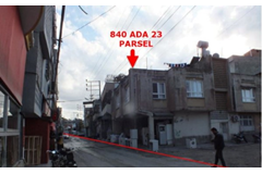ADANA SEYHANDA KOMPLE BİNA (927/6035 hissesi satılıktır)
