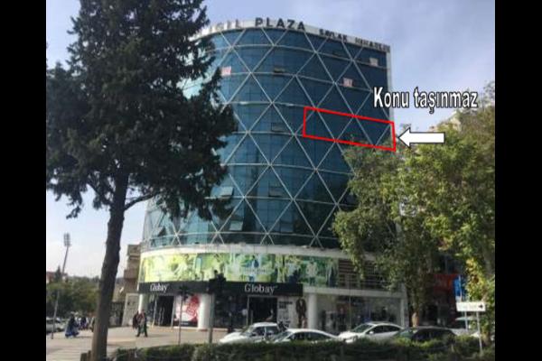 KAHRAMANMARAŞ ONİKİŞUBATDA 88 M2 DÜKKAN